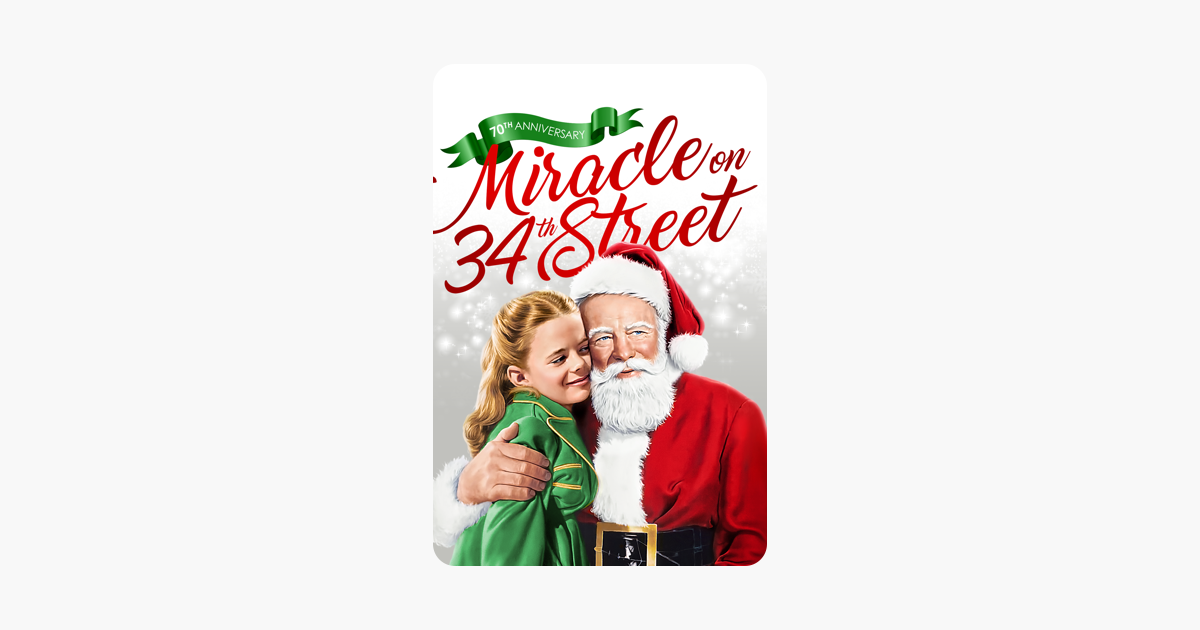 Miracle On 34th Street (1947) on iTunes