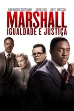 Capa do filme Marshall: Igualdade e Justiça