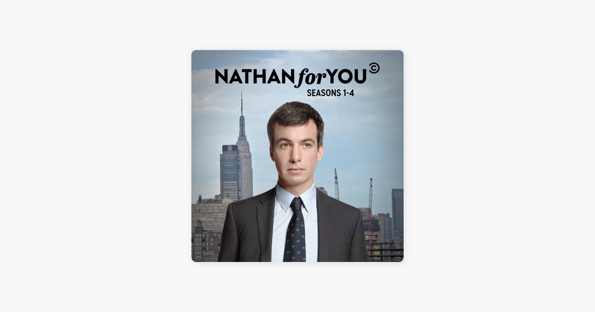 Nathan for You, Seasons 1-4