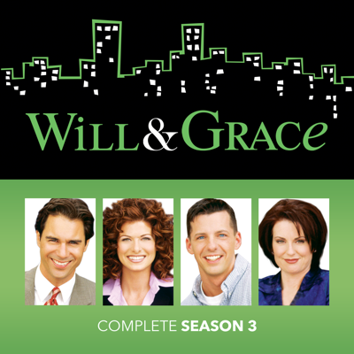 Will & Grace, Season 3 HD Download