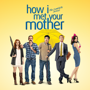 How I Met Your Mother, Complete Series
