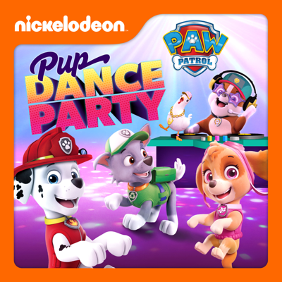 PAW Patrol, Pup Dance Party HD Download