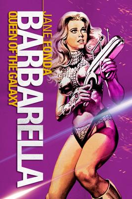 Roger Vadim - Barbarella  artwork
