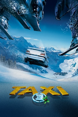 Poster of Taxi 3 2003 Full Hindi Dual Audio Movie Download BluRay 720p