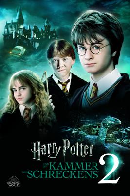 Chris Columbus - Harry Potter und die Kammer des Schreckens Grafik
