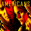 The Americans - Mr. and Mrs. Teacup  artwork