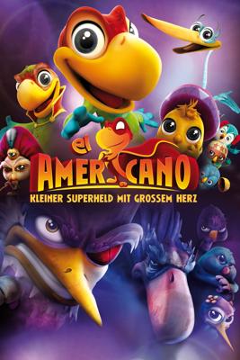 Ricardo Arnaiz & Mike Kunkel - El Americano: Kleiner Superheld mit großem Herz Grafik