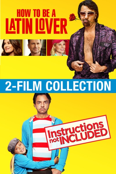 How To Be A Latin Lover Instructions Not Included Double Feature