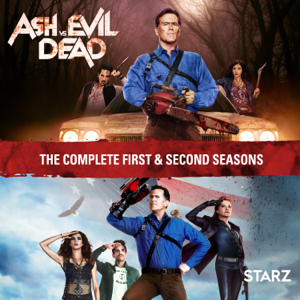 Ash Vs. Evil Dead, Seasons 1 & 2
