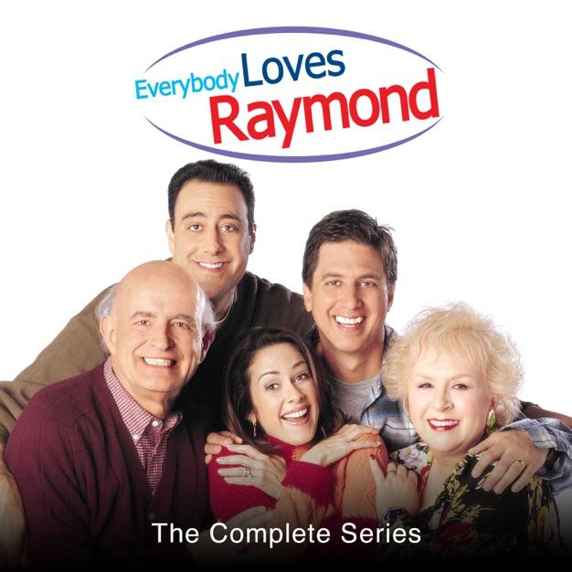 Everybody Loves Raymond: The Complete Series (Digital HD)