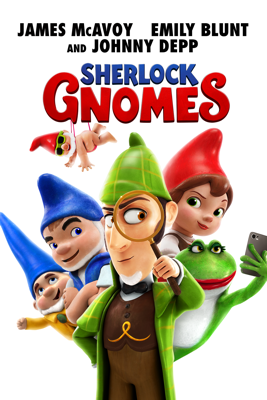 Sherlock Gnomes HD Download