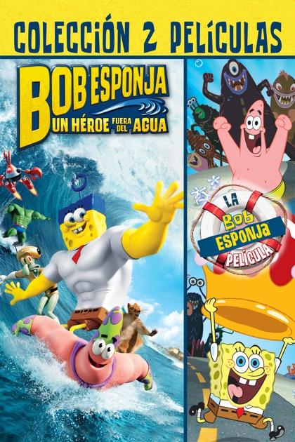 Bob esponja un h roe fuera del agua bob esponja la for Fuera de este mundo pelicula