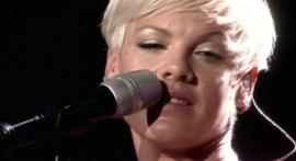 Please Don't Leave Me P!nk Pop Music Video 2009 New Songs Albums Artists Singles Videos Musicians Remixes Image