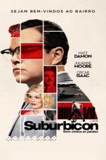 Capa do filme Suburbicon: bem vindos ao paraíso