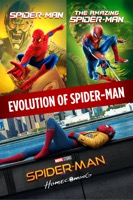 Spider-Man: Evolution of Spider-Man (iTunes)