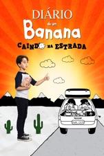 Capa do filme Diário de um Banana: Caindo na Estrada