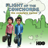 Flight of the Conchords - Flight of the Conchords, The Complete Collection  artwork