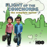 Flight of the Conchords, The Complete Collection