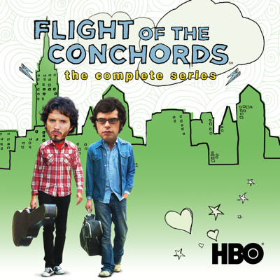 Flight of the Conchords, The Complete Collection HD Download