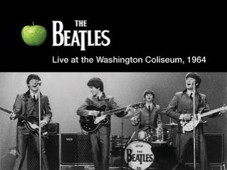 Live at The Washington Coliseum, 1964