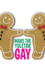 Rob Williams - Make the Yuletide Gay  artwork