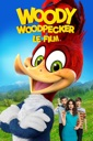 Affiche du film Woody Woodpecker : Le film (2018)