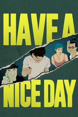 Liu Jian - Have a Nice Day illustration