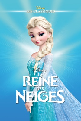 la reine des neiges sur itunes. Black Bedroom Furniture Sets. Home Design Ideas
