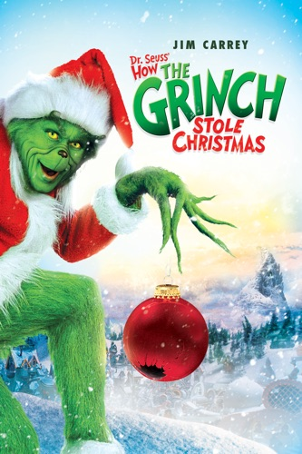 Dr. Seuss' How the Grinch Stole Christmas poster