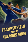 Frankenstein Meets the Wolf Man cover