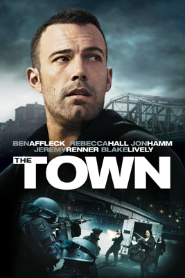 Ben Affleck - The Town (2010)  artwork