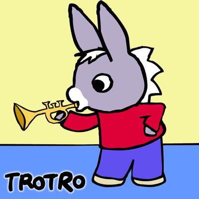 Trotro, Staffel 1, Vol. 1 - Trotro