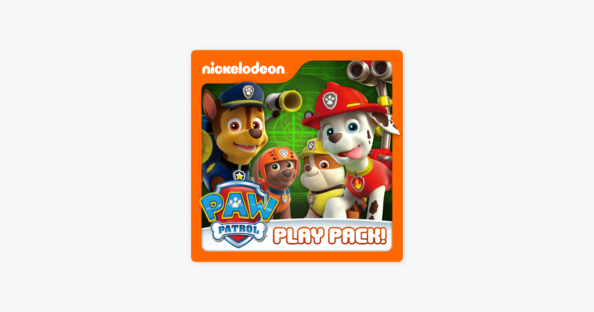 ‎PAW Patrol, Play Pack