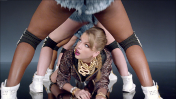 Taylor Swift Shake It Off music review