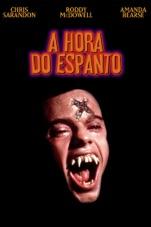 Capa do filme A hora do espanto (1985)