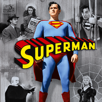 Superman Serials: The Complete 1948 & 1950 Theatrical Serials Collection HD Download