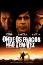 Capa do filme Onde os Fracos não Têm Vez