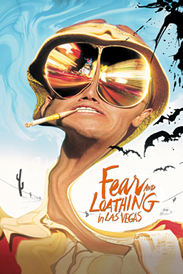 Terry Gilliam - Fear and Loathing in Las Vegas Grafik