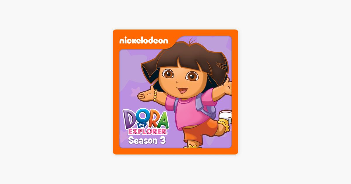 Dora the Explorer, Season 3