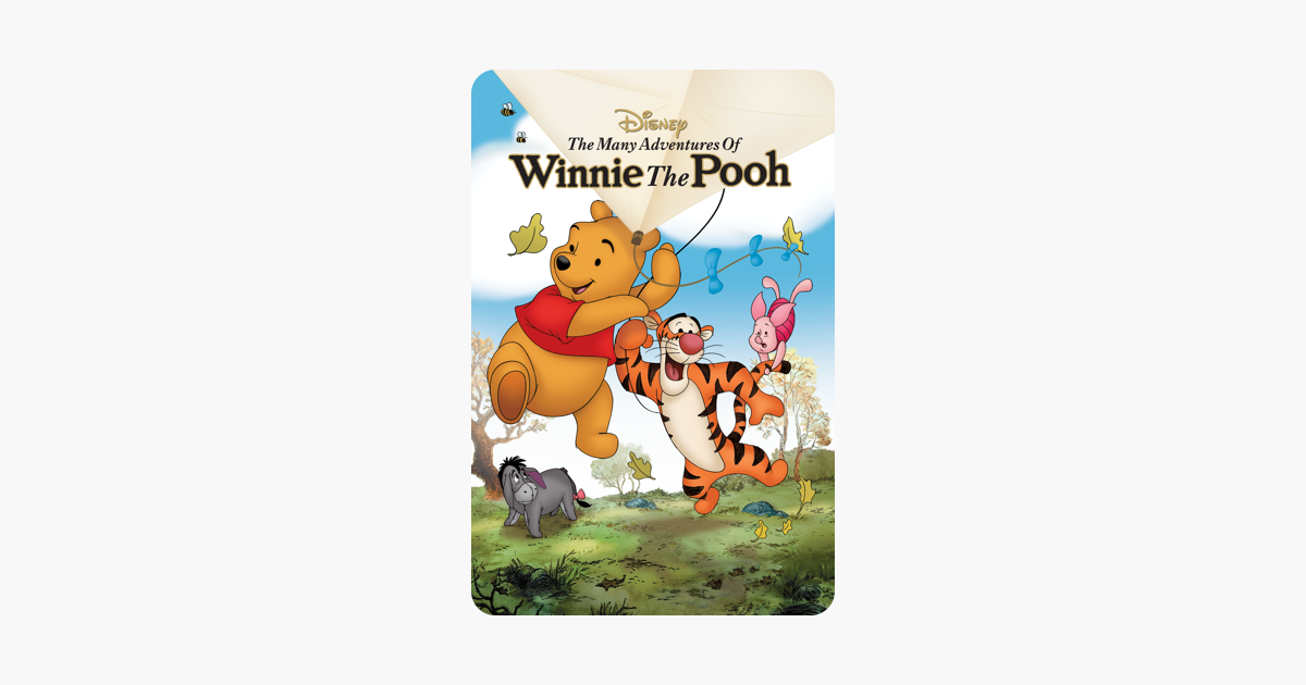 the many adventures of winnie the pooh movie download