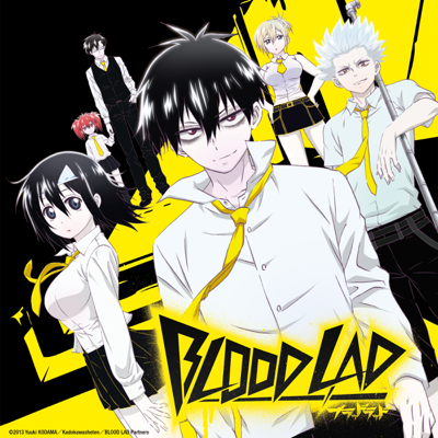 Blood Lad, The Complete Series (English Dub) HD Download