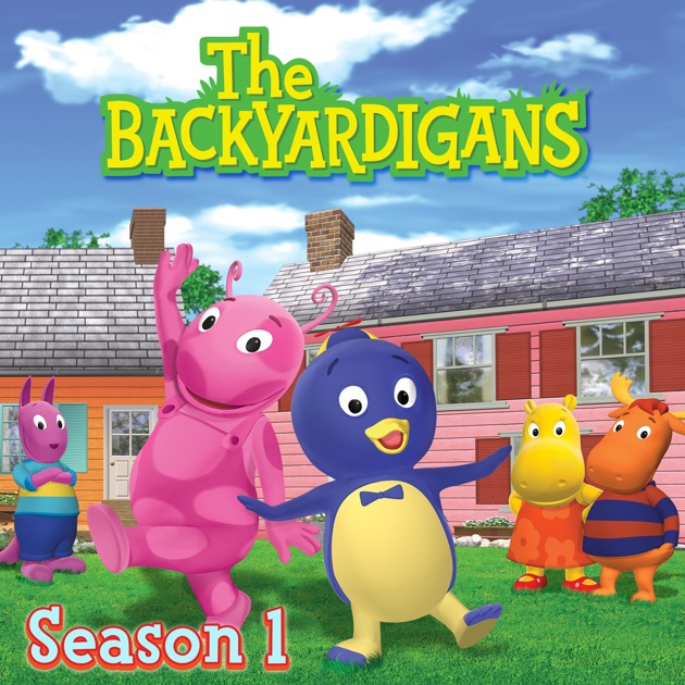 Image result for the backyardigans
