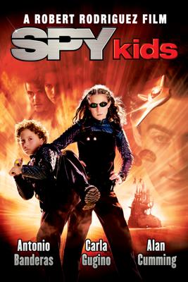 Robert Rodriguez - Spy Kids  artwork
