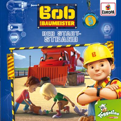 Der Stadt-Strand - Bob der Baumeister