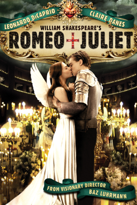 Baz Luhrmann - Romeo + Juliet  artwork