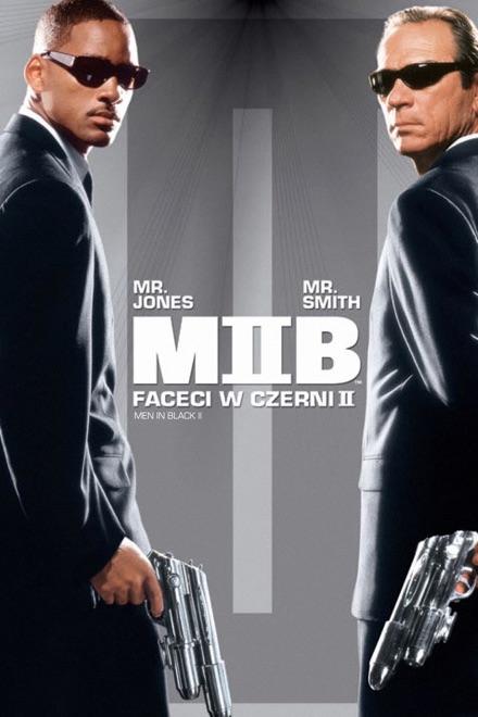 Faceci w czerni 2 (Men in Black II)