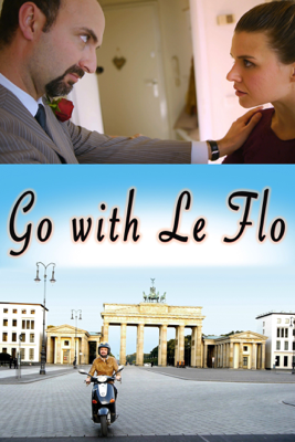 Michael Glover - Go With Le Flo illustration