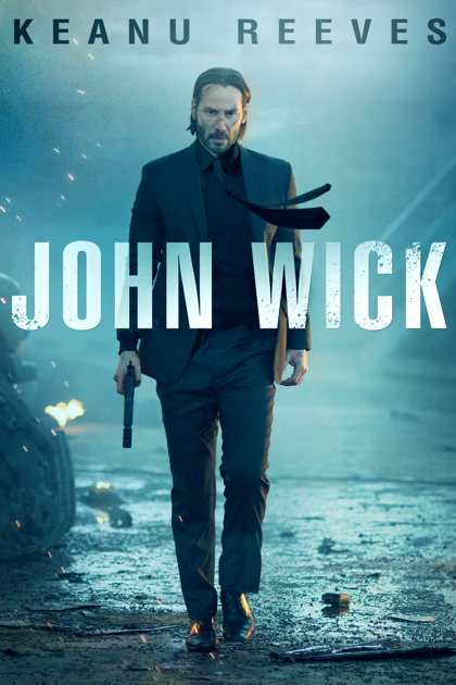 John Wick on Apple TV