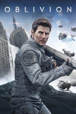 Capa do filme Oblivion [2013]