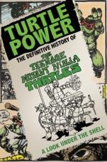 Capa do filme Turtle Power: The Definitive History of the Teenage Mutant Ninja Turtles
